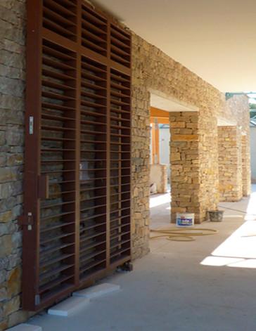 Espace muséographique d'Ambrussum par ArchiZ Architecture HD