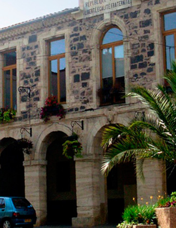 Hotel de Ville Bessan Archiz Architecture