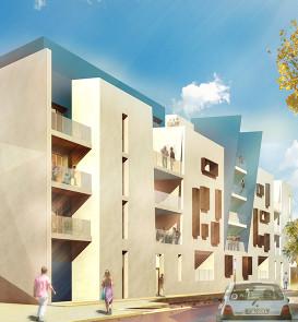madison square archiz cabinet architecte à Montpellier